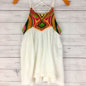 NWT FREE PEOPLE Strappy Chic Tank